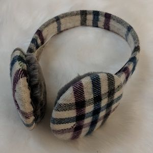 Burberry Accessories - Burberry • Authentic • Cashmere Earmuffs [New]